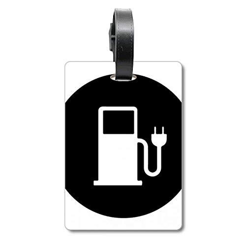 Charing Station Etiqueta de identificación para vehículos, protección del Medio Ambiente