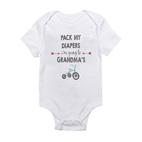 Julhold kleine kinderen pasgeborenen baby kindermodus eenvoudig korte mouwen letters gedrukt strampers kleding outfits 0-24 maanden