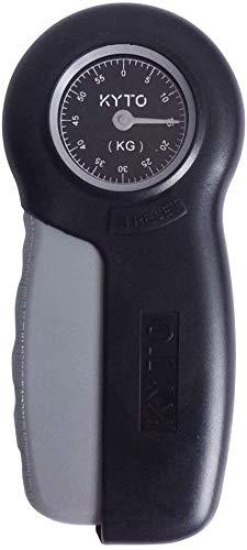 zmayastarデジタル握力計握力測定記録高齢者健康診断リハビリスポーツトレーニング測定筋トレ対応ハンドグリップメーター60kgコンパクトZM-CLP-018