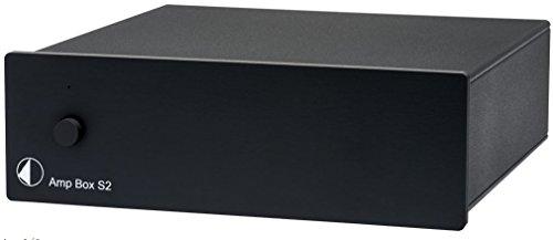 Pro-Ject Amp Box S2 (Schwarz)