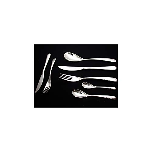 Pinti 3376510 Pinti Inox Set 12 cucharillas inoxidable Moka