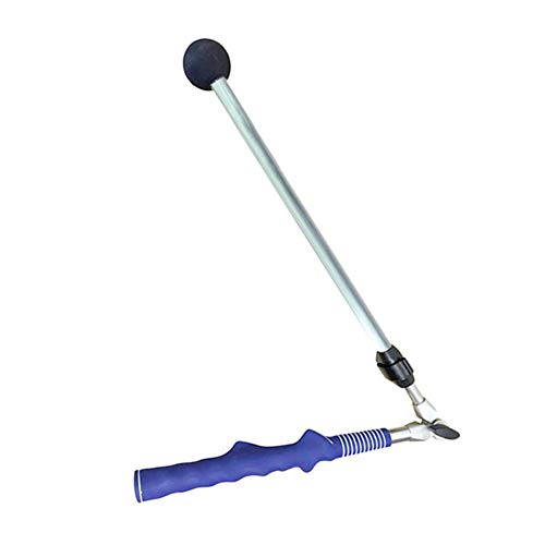 Ritapreaty Golf Swing Trainer, Golf Alignment Rods, Golf Correct Hand Position Training...