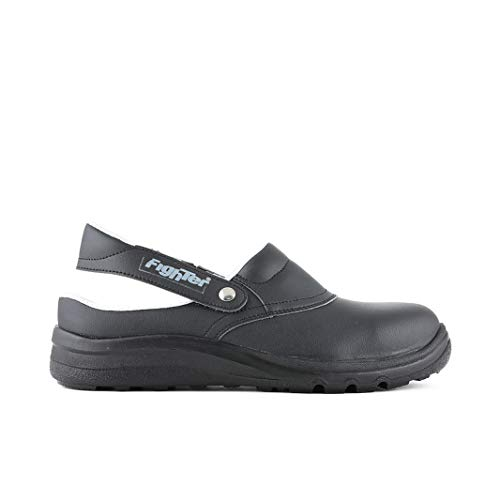 Fighter Specialized in the worst land Jade Negro Size: 40 EU