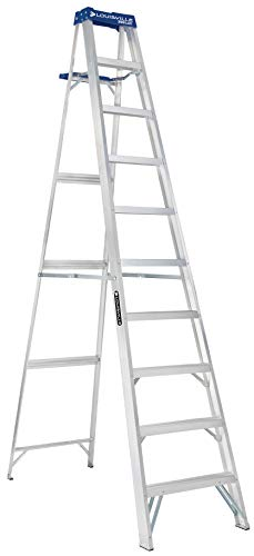 Louisville Ladder AS2110, 10-Feet, AS The Picture Shown, Ft