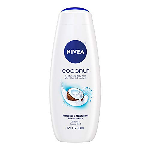 NIVEA Care and Coconut Moisturizing Body Wash 16.9 Fluid Ounce by Nivea
