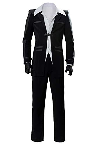 Reno Final Fantasy VII FF7 Remake Ver. B Cosplay Costume