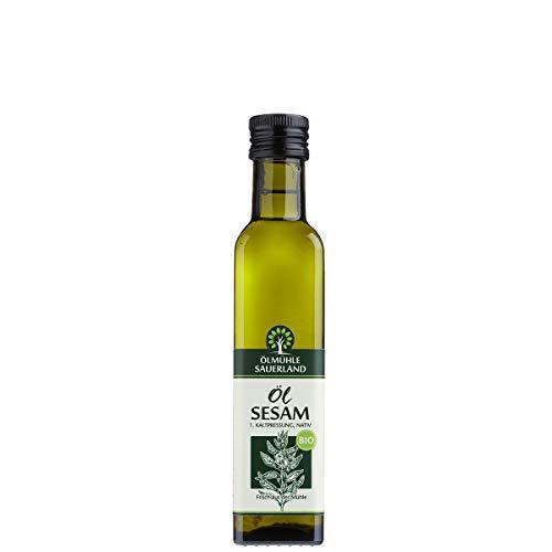ÖLMÜHLE SAUERLAND - Sesamöl Bio kaltgepresst nativ (250 ml)