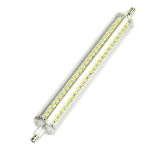 Live-wire-direct R7s 189 mm linéaire Tube de projecteur LED Lampe Blanc Chaud lumières ampoules J189