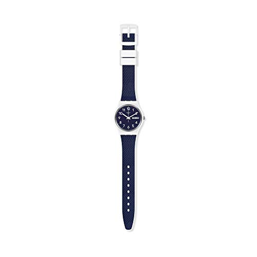 Swatch Reloj para de Cuarzo analógico con Correa en plástico GW715