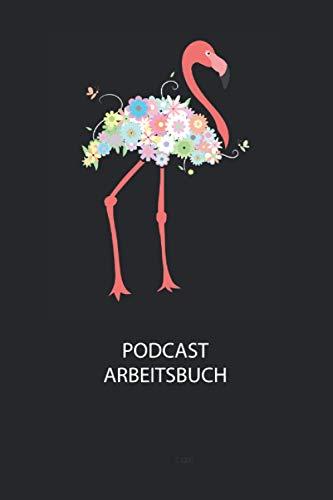 Podcast Arbeitsbuch: Arbeitsbuch für die Erstellung von Aufnahmen - verliere nie wieder den Überblick über deine Projekte!