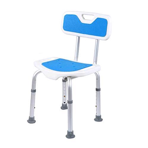 AimdonR comfortabele douchestoel, oudere zwangere vrouwen, antislip badstoel, PE bescherming materiaal
