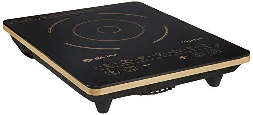 Bajaj Magnifique 2000-Watt Induction Cooktop (Black)