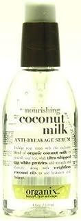 Organix Coconut Milk Anti-Breakage Serum 4 oz. (3-Pack)