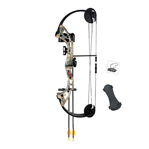 bear compound bow for kids - 3