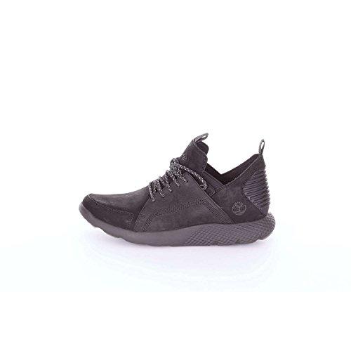 Timberland Timberland Flyroam Leather Chukka Sneaker Herren Schuhe schwarz - 10.5