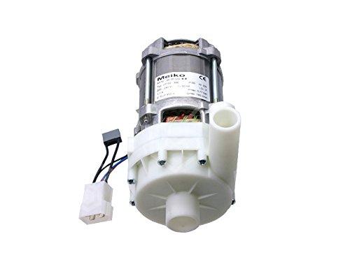 HANNING UP60-386 Drucksteigerungspumpe für Spülmaschine Meiko FV40.2, FV40.2M, FV40.2MIKE2, DV120.2 190W 230V Eingang ø 28mm 50Hz