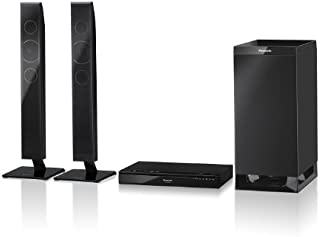 Panasonic SC-HTB350 Energy Star 2.1-Channel 240-Watt Multi-Positional Audio System with Wireless Music Streaming via Bluetooth