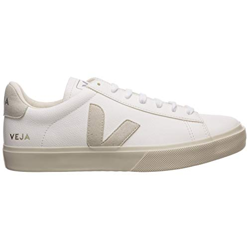 Luxury Fashion | Veja Heren CP051945 Wit Leer Sneakers | Lente-zomer 20