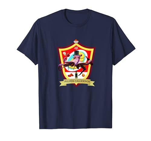Pulpos Callejeros Futbol Camiseta