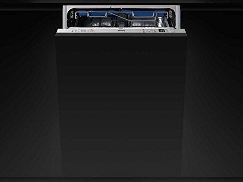 Smeg STL7633L Vollintegrierbarer Einbau Geschirrspüler XXL Spülmaschine Spüler