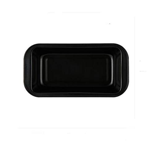 Bread Loaf Pan Chef Aid Loaf Pan Non Stick Loaf Tin-Black 25x13x6cm