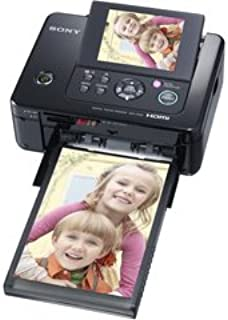 """Sony DPPFP95 Compact & Stylish Digital Photo Printer With 3.6"""" LCD"""