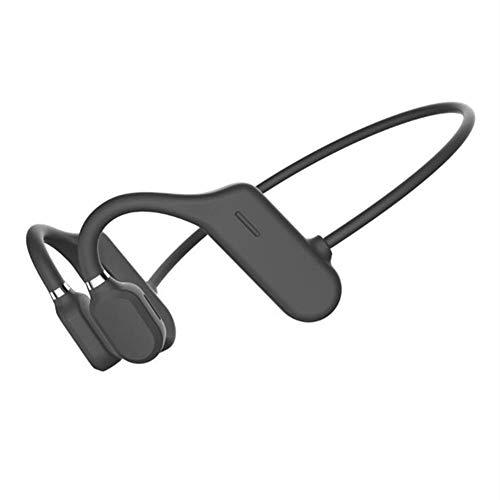 Eihan Bone Conduction Headphones Bluetooth 5.0 Sports Open Ear Wireless Headset Anti-Sweatable for Cycling Running Driving Gym