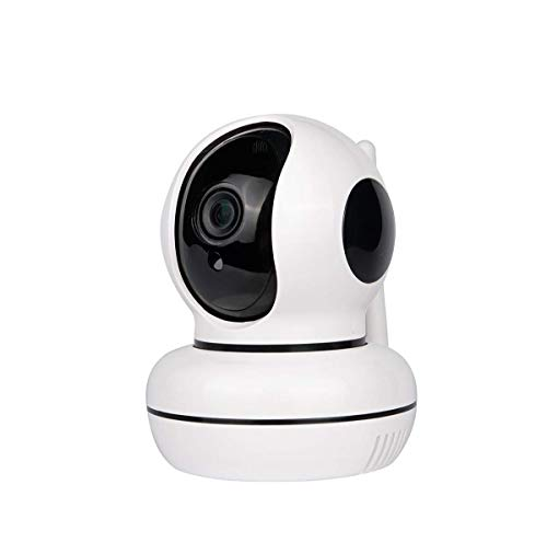 PTZ Control HD WiFi Security IP-camera, PTZ Control Home Monitor met Motion Detection Two Way Audio Night Vision Surveillance System, voor Baby Beker
