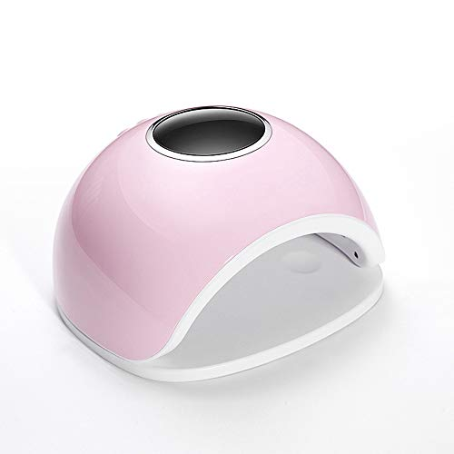 Nail Dryer-LED Machine de photothérapie à ongles Vernis à ongles Colle Lampe de cuisson 72W Smart Sensor Mode indolore Outil à ongles à séchage rapide