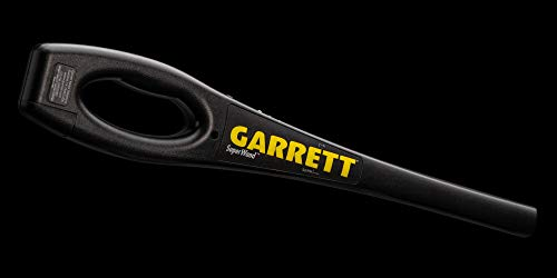 Garrett SuperWand Metal Detector
