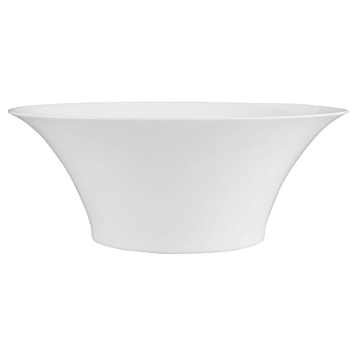 DEGRENNE - Boréal lot de 6 coupelles, porcelaine - Blanc