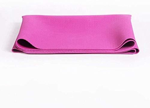 YBB-YB YankimX - Esterilla de yoga (1,5 mm, protección del medio ambiente, antideslizante, plegable, fácil de transportar