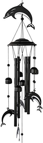 VP Home Dolphins Outdoor Garden Decor Wind Chime product image