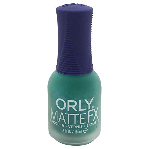 Orly Beauty - Nagellak - Green Flakie Topcoat 18 ml, 1 stuk