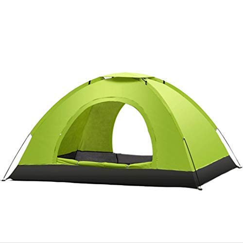 XIUYU Camping Tent, Outdoor tent, wild beach tent outdoor automatic speed open camping tent, camping tourist tent - good storage (Color : B3)