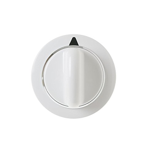 Lifetime Appliance WE01X20374 Timer Knob Compatible with General Electric Dryer - WE1M856