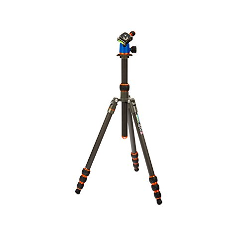 3 Legged Thing Punks Series Billy Carbon-Fibre Tripod with AirHed Neo Ball Head Designed for Everyday use Load Capacity of 18kg