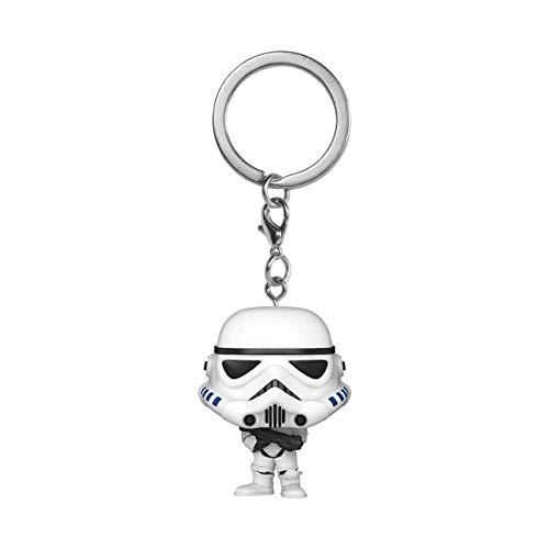 Funko - Figura Pop Keychain: Star Wars - Stormtrooper (53052)
