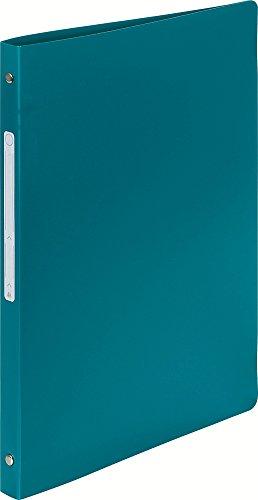Exacompta 54193SE Ringbuch (PP, DIN A4, blickdicht, 2 Ringe, Rücken 20 mm) 1 Stück , Hellgrün