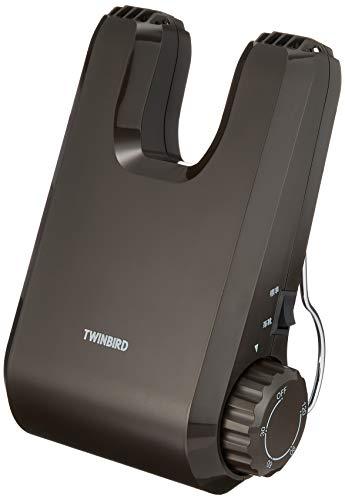 ツインバード工業 くつ乾燥機 茶 SD-4546BR