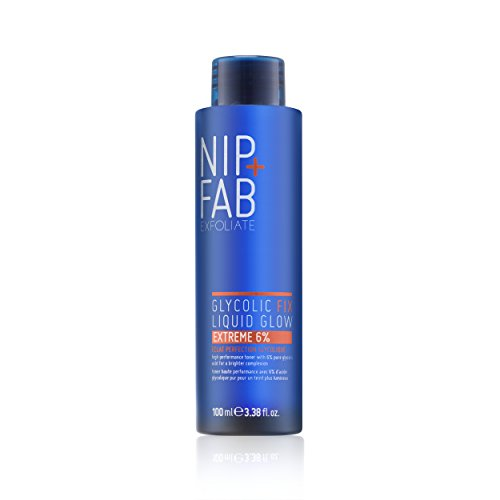 Nip+Fab Glycolic Fix Liquid Glow 6% Cleansing Lotion