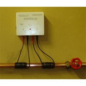 East Midlands Water Détartreur - Anti Calcaire Electronique pour 3 Chambres (S 30)