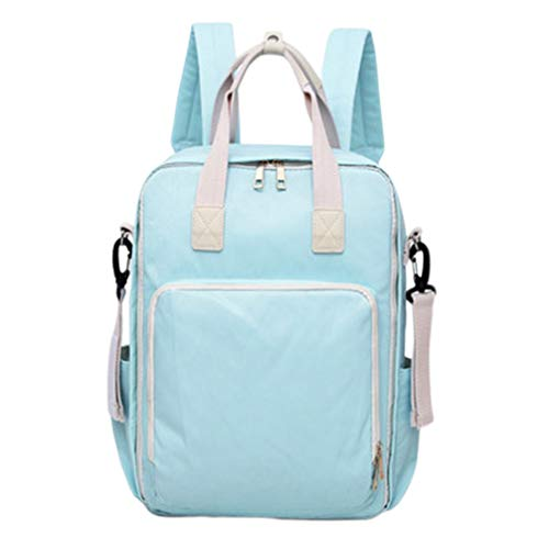 TENDYCOCO Diaper Bag Backpack Multifunction Nappy Bag with Mom Pockets Mother Backpack Baby Bag Maternity Baby Nursing Bag Large Capacity Shoulder Bag for Baby Care Outdoor
