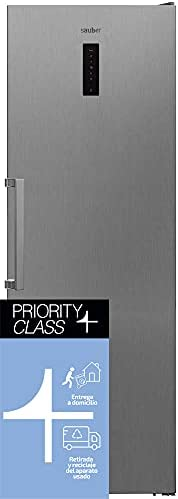 Sauber - Congelador vertical SERIE 5-186I Tecnología NOFROST - E - Alto: 186cm - ENTREGA EN DOMICILIO