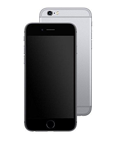 Fufone Dummy-Display gefälschte Telefon Metallic-Modell nicht funktionierende Replik Telefon für Phone 6s i6s Plus (i6 4.7, Grey)