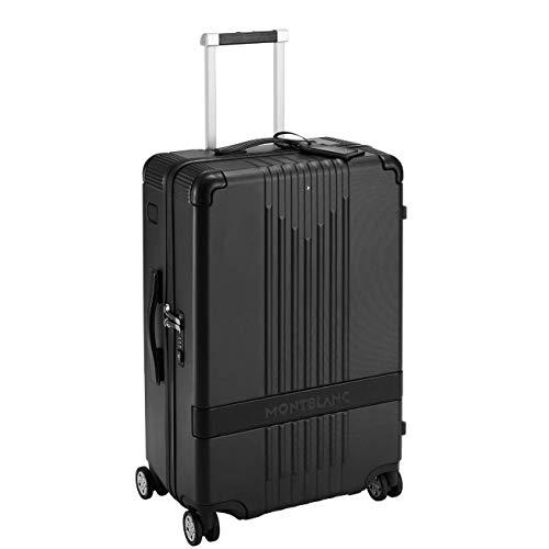 Montblanc Koffer MY4810 Polycarbonat und Leder mittelgroß