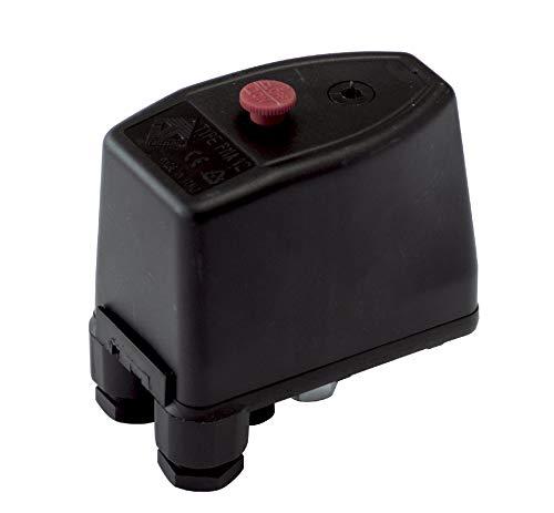 Druckschalter PTA 12 für Druckschalter Kompressor 400Ven 1/4 Zoll IG 3,0-12 bar 400V/220V