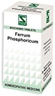 3 Pack of Ferrum Phosphoricum for Anaemia - Schwabe Homeopathy