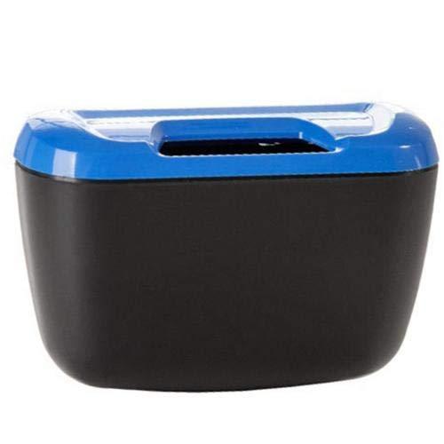 FMM Universeller Auto-Mülleimer für unterwegs, klein, Blau