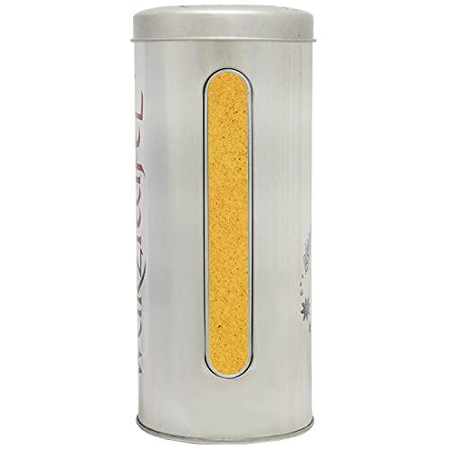 Lecithin, Reinlecithin - Pulver, Sonnenblumenlecithin aus deutscher Produktion. Emulgator E322. Gastro - Dose 300g.